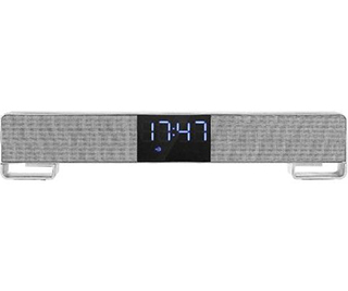 Аудио колонка QUMO Soundbar SKYLINE BT21 серая