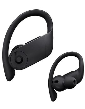 Наушники Beats Powerbeats Pro black (черные)